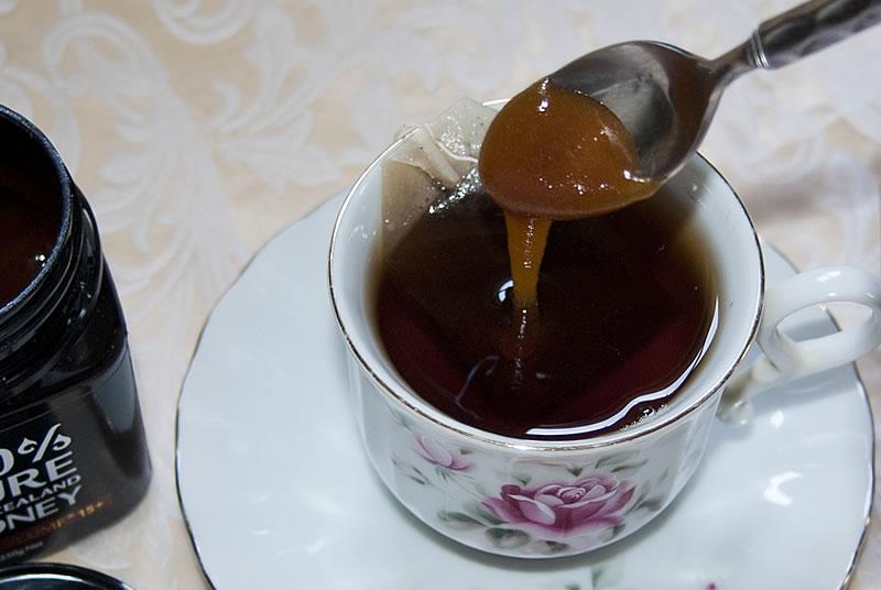 紅茶やコーヒー・ミルクやハーブティーなどの飲み物に