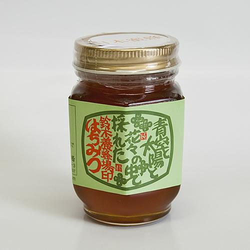 日本バチ蜂蜜