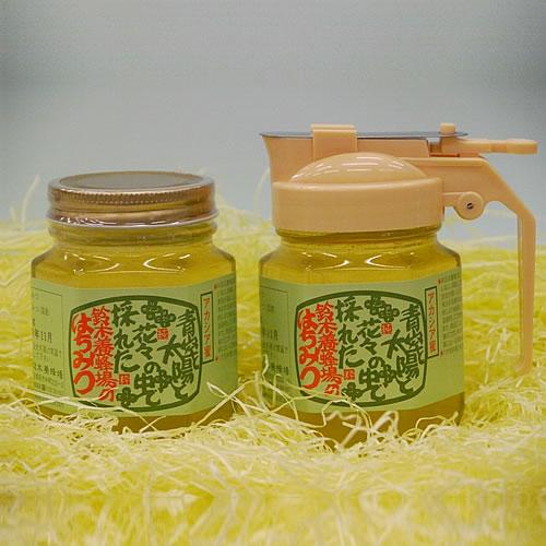 国産(?自家採取)蜂蜜ギフト(250g+250gパッカーセット)